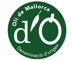 Logotipo Denominacion de Origen Oli de Mallorca
